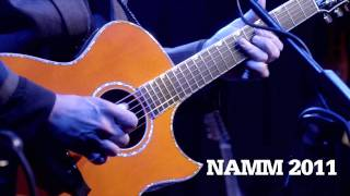 Taylor Guitars at NAMM 2011: Day 1 Highlights