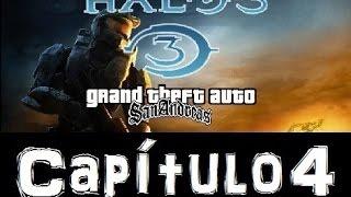 Halo 3 GTA san andreas- [Loquendo] Capítulo 4: Esclusa