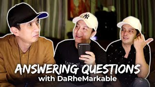 Answering questions with DaRheMarkable