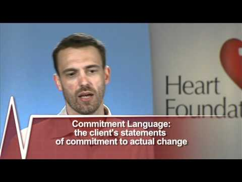 4.Motivational interviewing: Clients arguing for change -- Introducing DARN-C