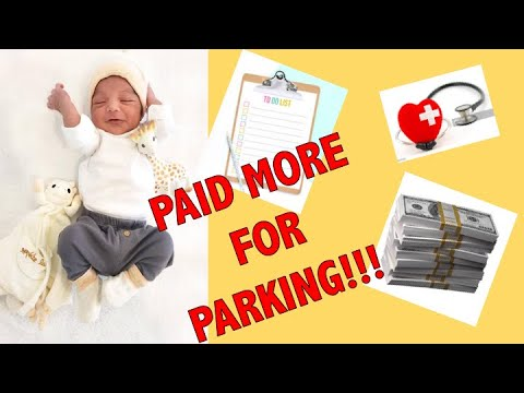 We Spent Only 40 Dollars On Baby Birth | Cost Of Having A Baby In Canada | Child Benefits In Canada