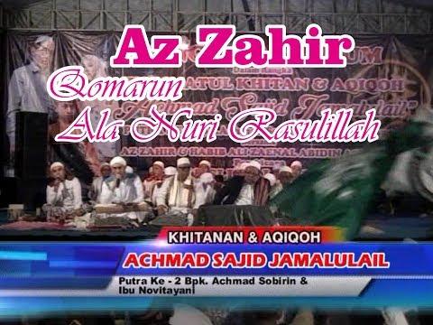 Ala Nuri Rasulillah (An Nabi) Az Zahir Terbaru | Live Kertosari | Lantunan Sholawat