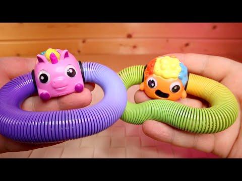 Безумные Игрушки Zoops Зупс или Зупы