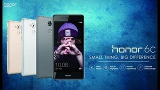 Huawei Honor 6C Pro обзор и тесты