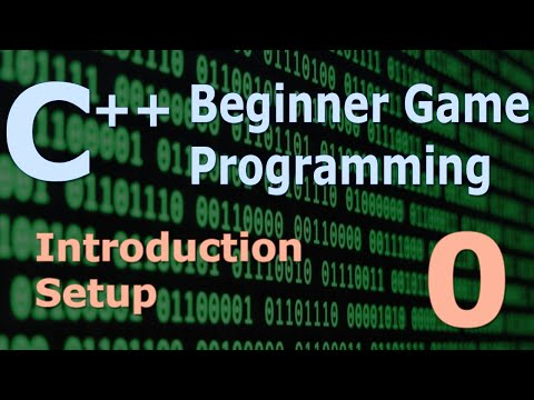 Beginner C++ Game Programming Tutorial 0 DirectX [Introduction/Setup]