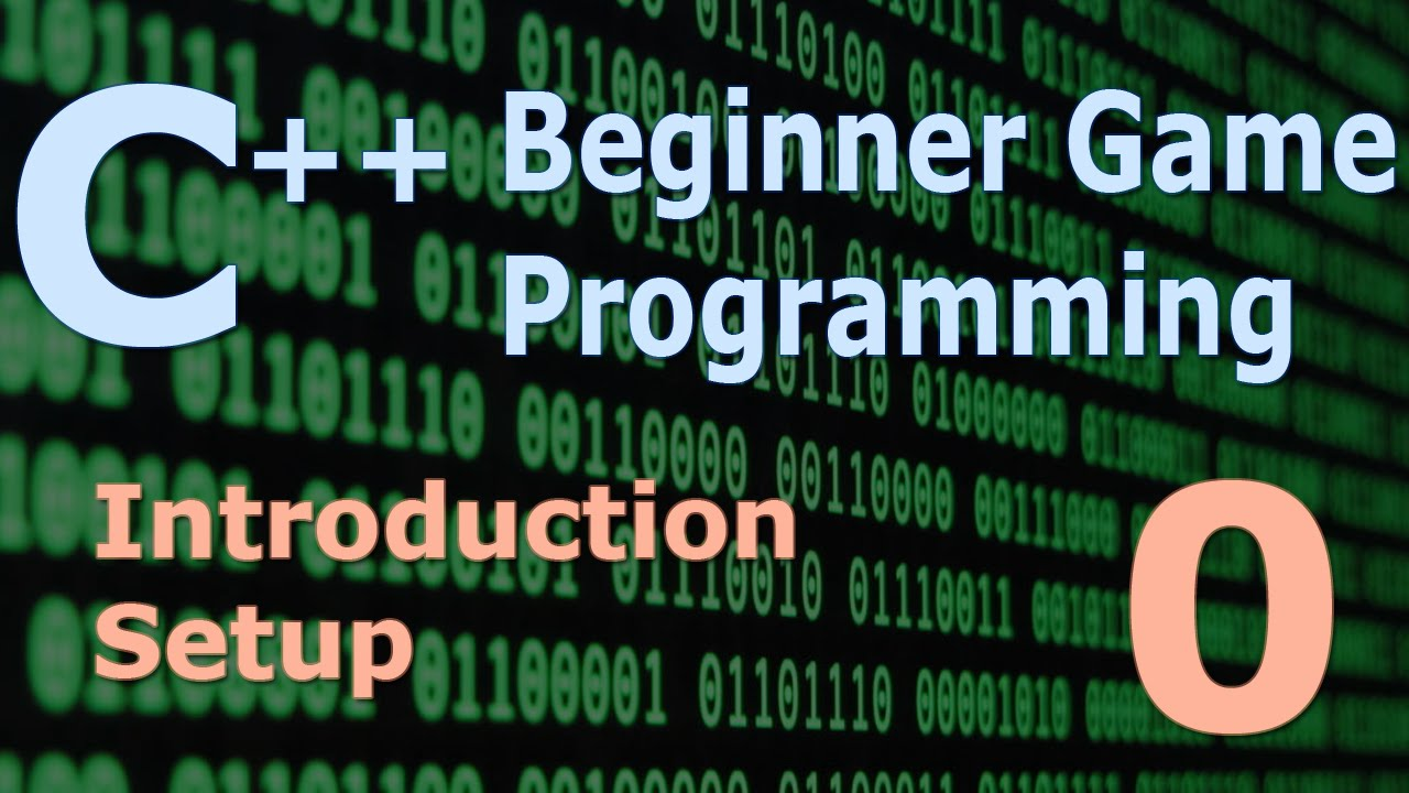 Beginner C++ Game Programming Tutorial 0 DirectX [Introduction ...