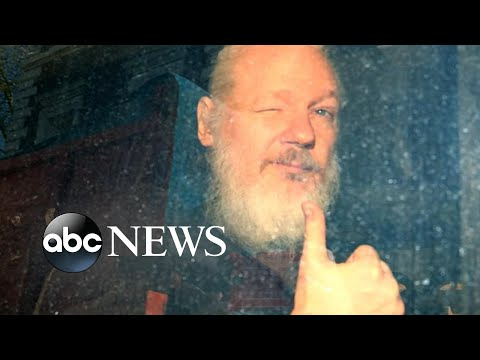 Julian Assange battles extradition to the US