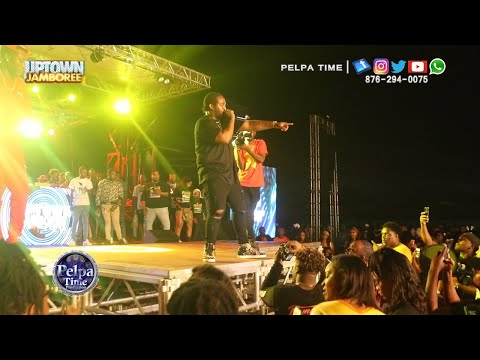 Teejay DISS Alkaline With His Own Formula Performance AT AT UPTOWN JAMBOREE 2020