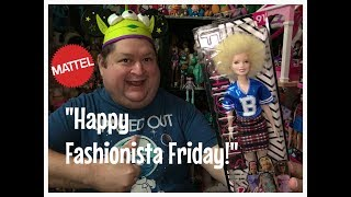 "Barbie Fashionistas #91 ""Varsity Platitude"" Doll Review✨- Fashionista Friday!"