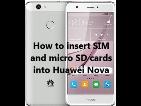 how to insert a sim card into an iphone 5s how to insert sim and micro sd cards into huawei 21515