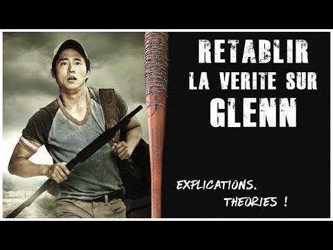 """L'Instant """"Walking Dead"""" : La VERITE sur Glenn (explications, théories) !"""
