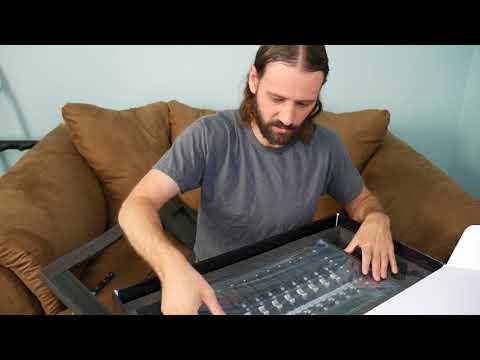 Avid Artist Mix Unboxing!