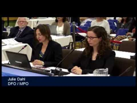 OPG DGR Hearing -- Presentation By Fisheries And Oceans Canada
