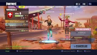 Tentando ganhar no Fortnite com meu amigo (Xbox One)