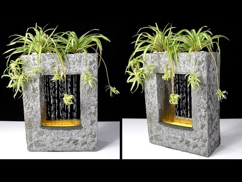 DIY amazing Cement
