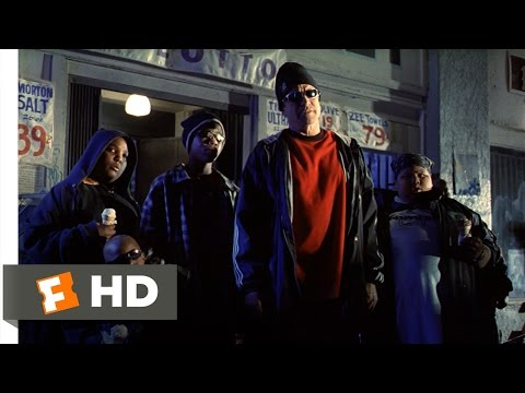 Bulworth (4/5) Movie CLIP - The Cop's Apology (1998) HD
