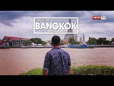 Biyahe ni Drew: Unforgettable trip in Bangkok, Thailand (Full episode)