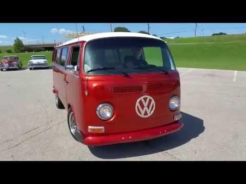 1972 Volkswagen Type II Transporter Microbus Classic