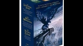 The Percy Jackson and the Olympians Series [Spoilers]