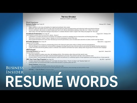 9 phrases on your résumé that make hiring managers cringe