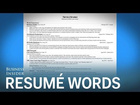 9 phrases on your résumé that make hiring managers cringe