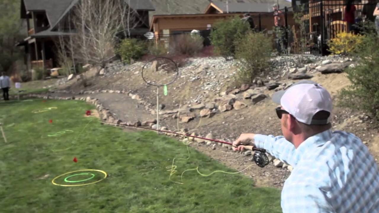 5 weight fly rod shootout and casting competition at red u0027s youtube