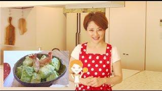 Avocado Shrimp With Soy Sauce : 絶品! アボガド料理