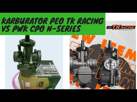 KARBURATOR PEO TK RACING VS CPO N SERIES, MANA YANG PALING