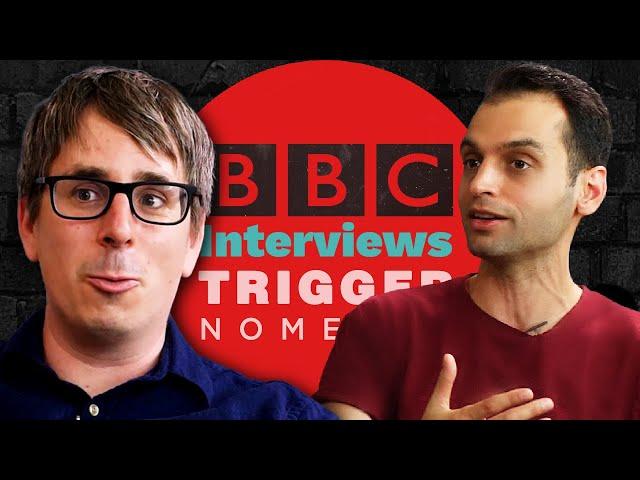 BBC Interviews TRIGGERnometry - Karen Dunbar