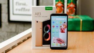 Hp Terbaru Januari 2018 Oppo A83 Harga dan Spesifikasi