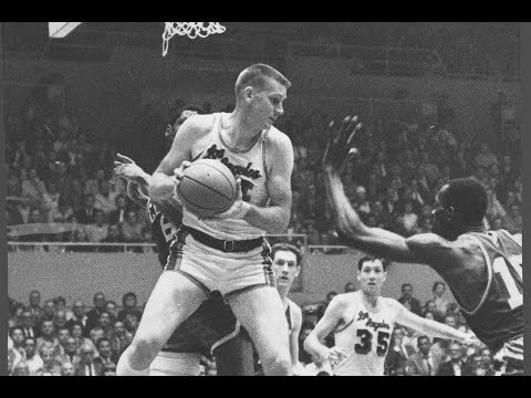 Remembering NBA Player Darrall Imhoff 1938-2017
