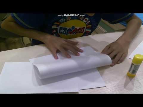 Как сделать книгу своими руками 3 класс