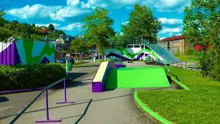 Skatepark Parc and Ride Dudelange