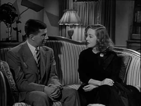 Bette Davis Interview for All About Eve