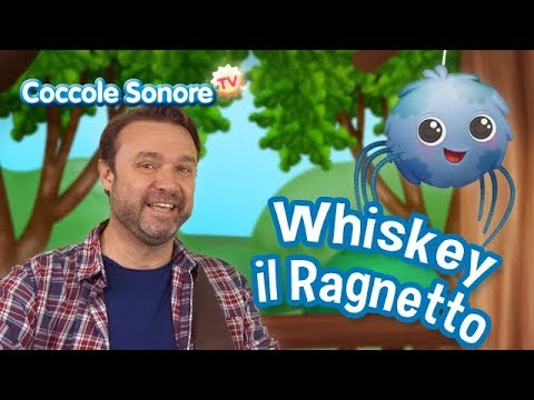 Whiskey il ragnetto + + more kids songs - Italian Songs for Children feat. Stefano Fucili