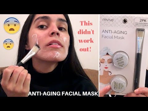 Revive Anti-Aging Facial Mask || Starla