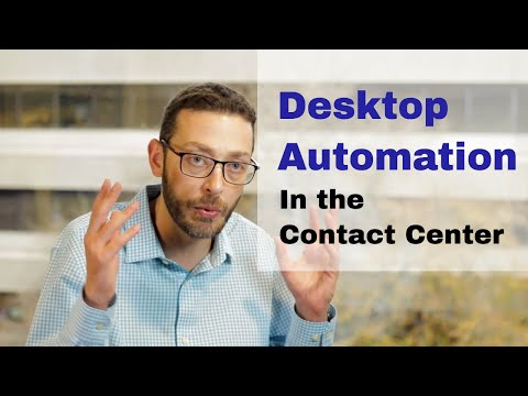 Robotic Desktop Automation - What are the benefits to customer service agents?