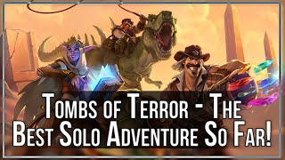 Tombs of Terror - The Best Solo Adventure So Far!