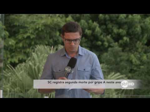 Santa Catarina registra segunda morte por Gripe A neste ano