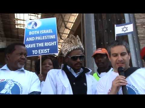 Africans for Israel March   master H264