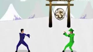 Games Online - Chinese Martial Arts, Bruce, Games Free