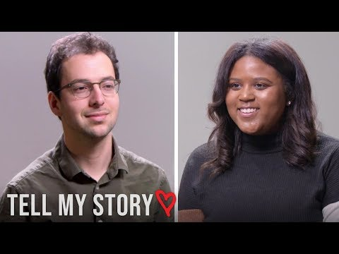 Can They Look Past Their Different Opinions on Bisexuality? | Tell My Story Blind Date thumbnail