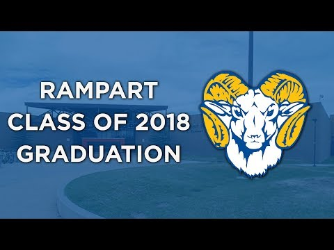 Rampart 2018 Graduation