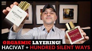 Layering Nishane Hacivat With Hundred Silent Ways = Orgasmic? + Sample Set USA Giveaway