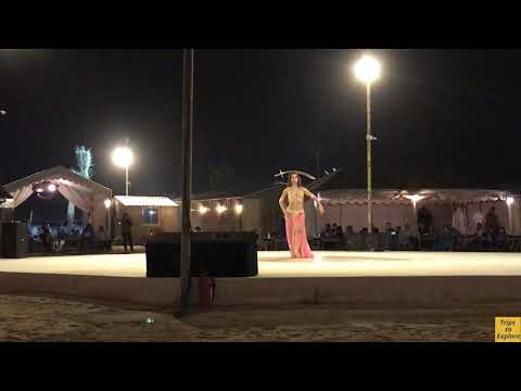 Dubai Desert Safari | Belly Dance | Al Khayma Camp