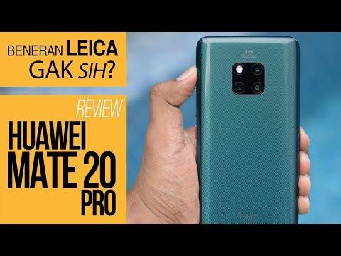 HP SEMPURNA! * minus kamera * - Review Huawei Mate 20 Pro INDONESIA