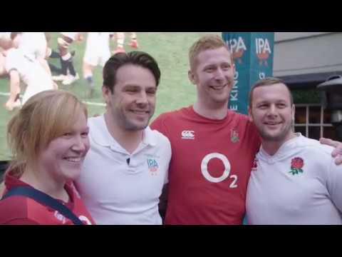 Ben Foden gives his predictions ahead of the England Vs Wales Rugby Game - Unravel Travel TV