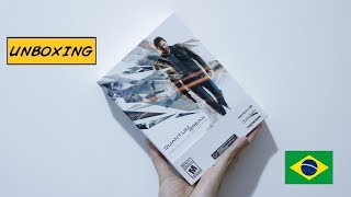 #Unboxing 📦 PC Quantum Break Timeless Collector