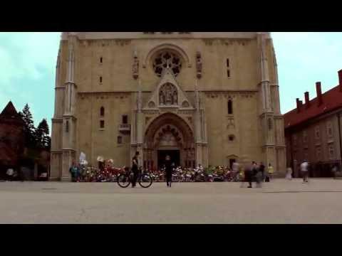 Bosnia | Croatia | Hungary Timelapse