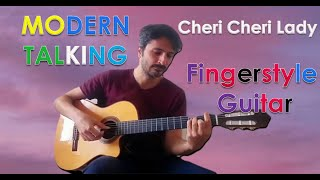 CHERRY CHERRY LADY (Modern Talking Guitar cover)